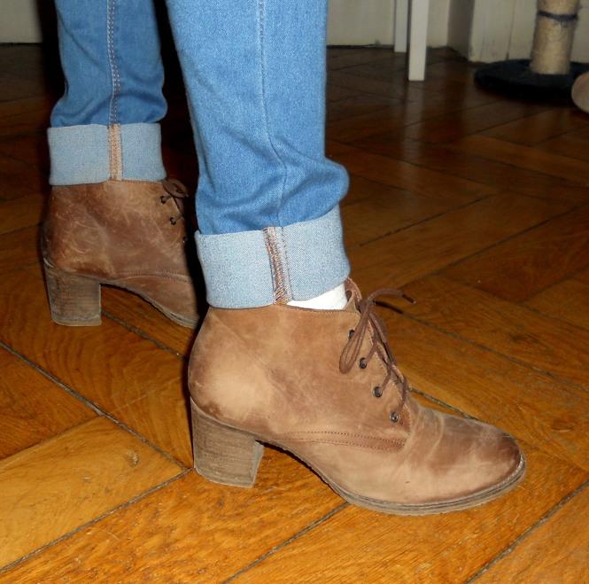 Chaussures André modèle Valentin