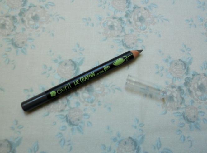 Crayon gris ardoise avril