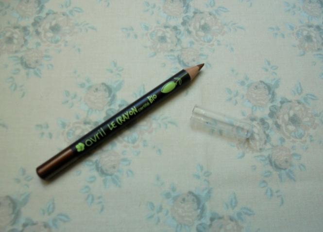 crayon avril bronze cuivré
