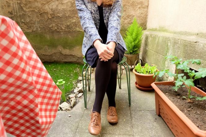 Tenue chaussures San Marina