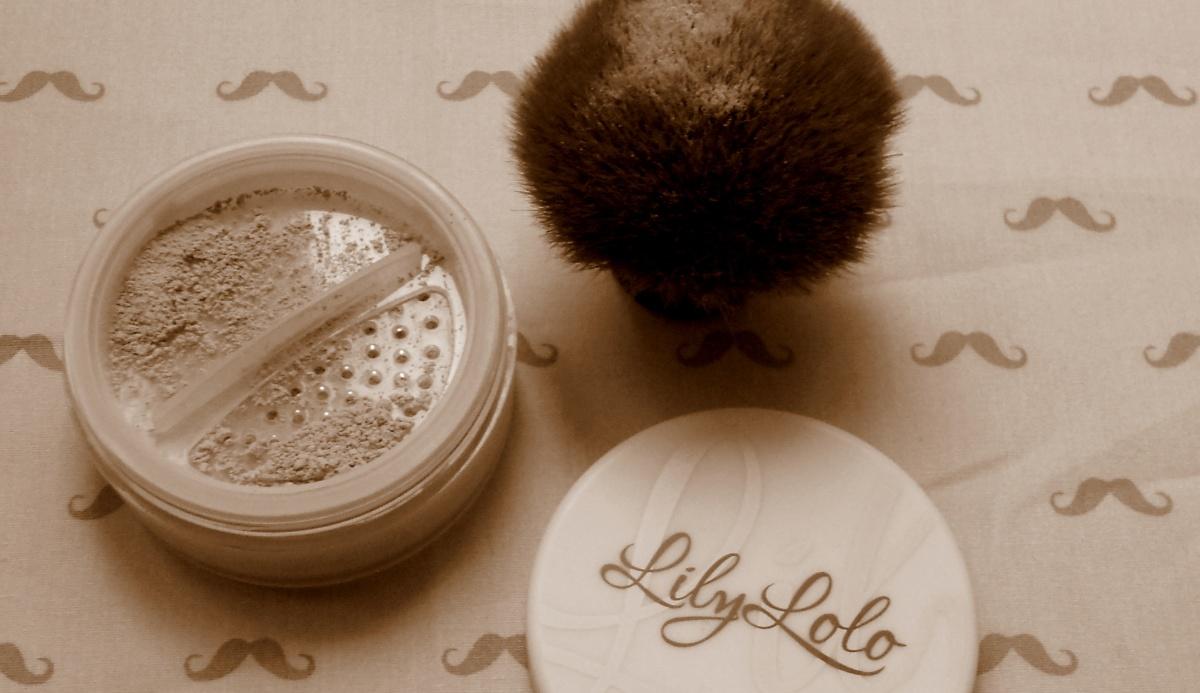 """La poudre minérale """"blondie"""" de Lily Lolo"""