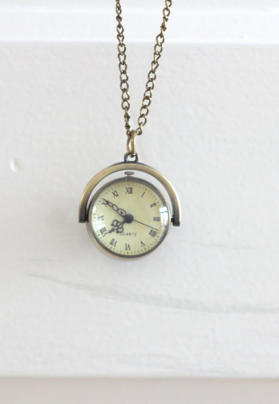 montre collier