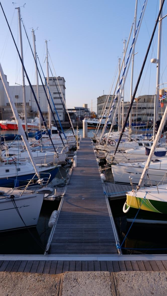 Port bateaux