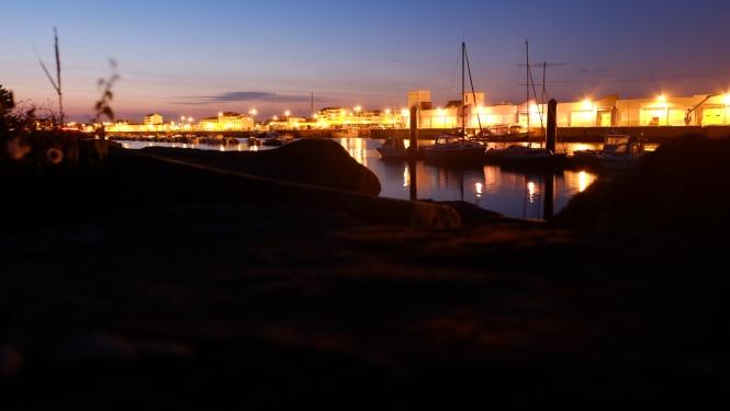 Port Saint Gilles ...