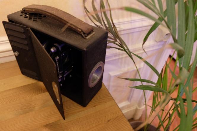 Projecteur ancien